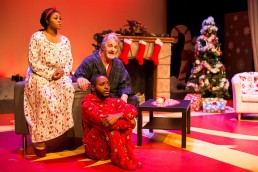 Santa Doesn't Live Here Anymore - one act
