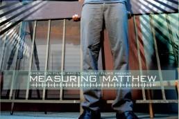 Measuring Matthew film poster