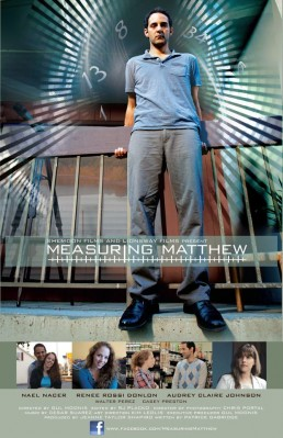 Measuring Matthew film poster