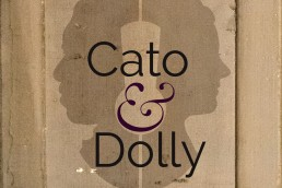 Logo for new play Cato & Dolly